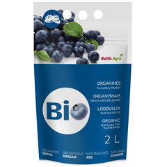 Organisks mēslojums mellenēm 2 L Baltic Agro cena un informācija | Organisks mēslojums mellenēm 2 L Baltic Agro | 220.lv
