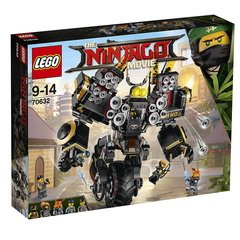70632 LEGO® NINJAGO® Movie™ Zemestrīces robots