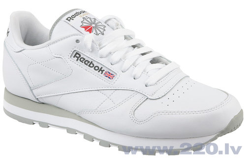 Vyriški sportiniai batai Reebok Classic Lthr 2214 cena un informācija | Sporta apavi vīriešiem | 220.lv