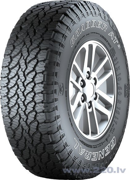 General GRABBER AT3 235/65R17 108 H XL FR