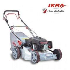 Бензиновая самоходная газонокосилка 2,2 kW Ikra IBRM 1448 E TL
