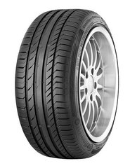 Continental ContiSportContact 5 255/55R19 111 W XL FR