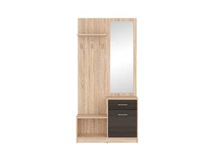 Комплект мебели для прихожей Nepo цена и информация | Прихожии | 220.lv