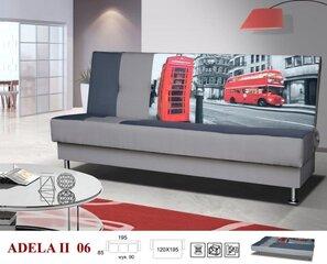 Dīvāns Adela II, telefons cena un informācija | Dīvāni un krēsli | 220.lv