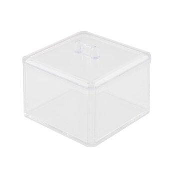 Kosmētikas kastīte ar vāku Axentia
