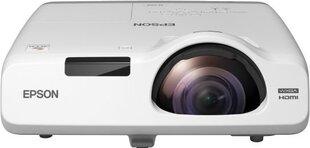 Epson EB–525W cena un informācija | Projektori | 220.lv