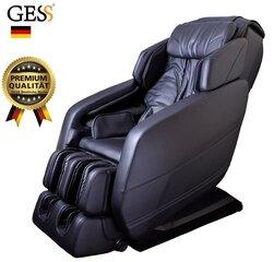 Profesionāls masāžas krēsls GESS Integro Professional ar Zero Gravity funkciju cena un informācija | Atpūtas krēsli | 220.lv