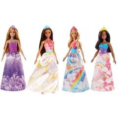 Lelle Barbie Princese Dreamtopia