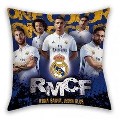 Декоративная наволочка Real Madrid