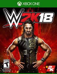 Gra Xbox One WWE2K18