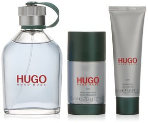 Komplekts Hugo Boss Hugo: EDT 125 ml + dušas želeja 50 ml + dezodorants 75 ml