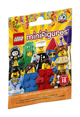 71021 LEGO® Минифигурка Party, 18 серия цена и информация | Конструкторы | 220.lv