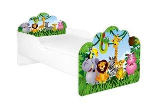 Gulta ar matraci POLA 1, 160x80 cm cena un informācija | Bērnu gultas | 220.lv