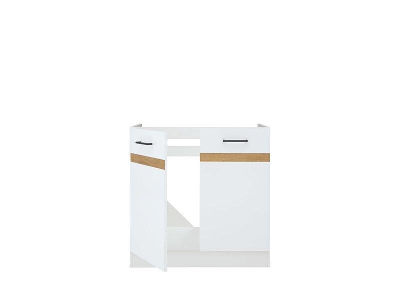 Virtuves skapis Junona Line DK2D 80/82, venge/sonoma