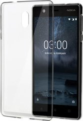 Nokia 3 Slim Crystal Cover CC-103 Transparent