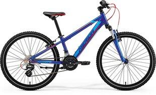 Велосипед Merida MATTS J.24 2018 Синий цена и информация | Велосипеды | 220.lv