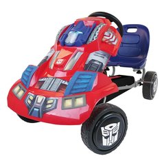 Картинг с педалями HAUCK Transformer Go-Cart Optimus, T90401