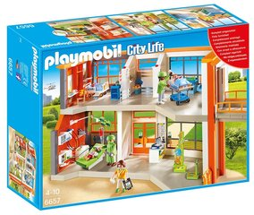 Kонструктор 6657 PLAYMOBIL® City Life, Furnished Children's Hospital