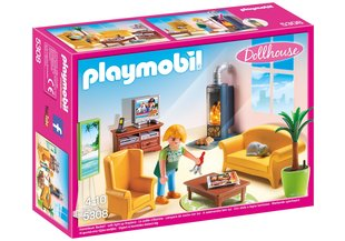 Kонструктор 5308 PLAYMOBIL® Living Room with Fireplace