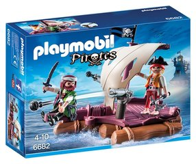 Kонструктор 6682 PLAYMOBIL® Pirates, Pirate Raft