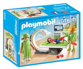 Konstruktors 6659 PLAYMOBIL® City Life, X-Ray Room