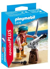 Kонструктор 5378 PLAYMOBIL® Special Plus, Pirate with Cannon