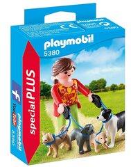 Konstruktors 5380 PLAYMOBIL® Special Plus, Dog Walker