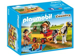 Konstruktors 6948 PLAYMOBIL® Country, Повозка с лошадью