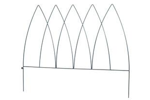 Садовый забор Xpert цена и информация | Металлические заборы | 220.lv