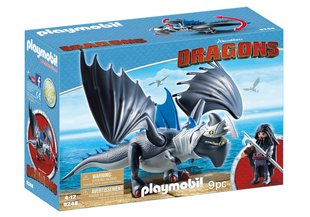 Конструктор 9248 PLAYMOBIL® Dragons, Drago & Thunderclaw