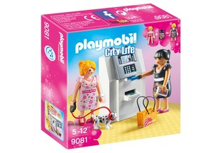 Конструктор 9081 PLAYMOBIL® City Life, Банкомат