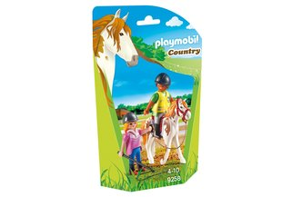 Конструктор 9258 PLAYMOBIL® Country, Riding instructor