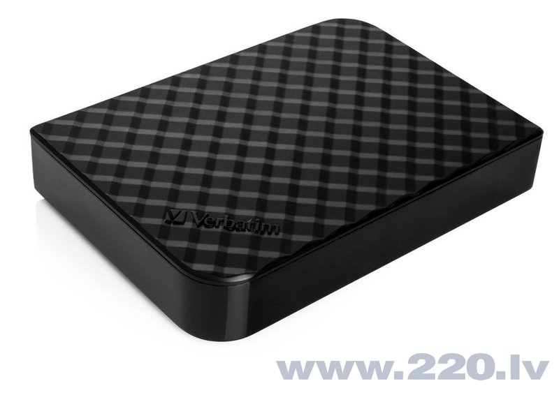 Verbatim External 3.5'' 4TB USB 3.0
