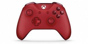 Spēļu datora piederumi Xbox ONE S Wireless Controller, Sarkani