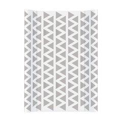 Пеленальный столик CebaBaby треугольники, сплошной, 70 см