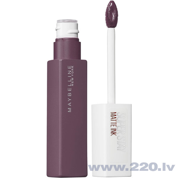 Matējoša lūpu krāsa Maybelline New Super Stay York Matte Ink 5 ml, 95 Vision