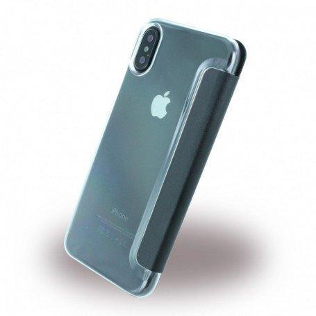 Telefona maciņš GuessFruistic, piemērots iPhone X telefonam, melns