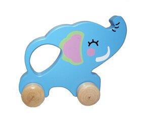 Koka rotaļlieta Zilonītis PlayMe
