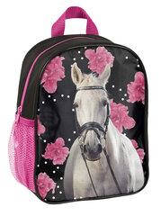 Mugursoma Paso Horse, 18-303HR cena un informācija | Mugursomas, penāļi, apavu somas | 220.lv