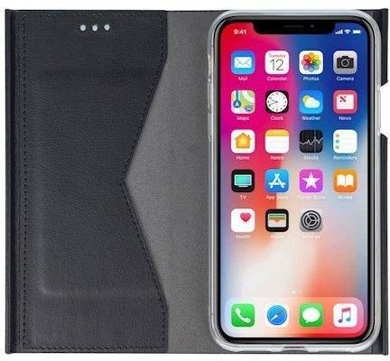 Atverams maciņš Beeyo Book Grande, piemērots Samsung J530F Galaxy J5 (2017) telefonam, melns cena