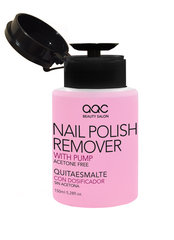 Nagu lakas noņēmējs AQC Beauty Salon Nail Polish Remover With Pump 150 ml