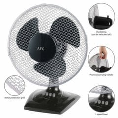 Ventilators AEG VL5529, 25W