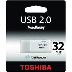 Zibatmiņa Toshiba THNU32HAY(BL5, 32GB cena un informācija | USB Atmiņas kartes | 220.lv