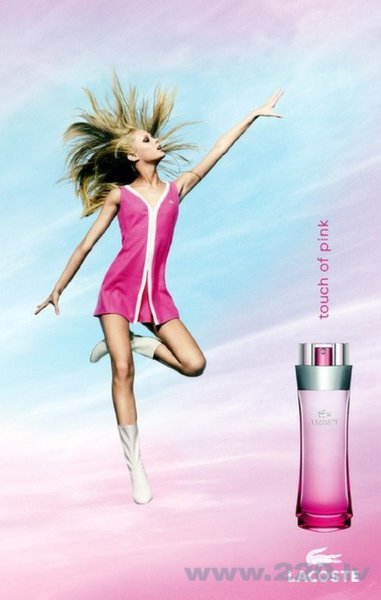 Tualetes ūdens Lacoste Touch of Pink EDT 90 ml cena