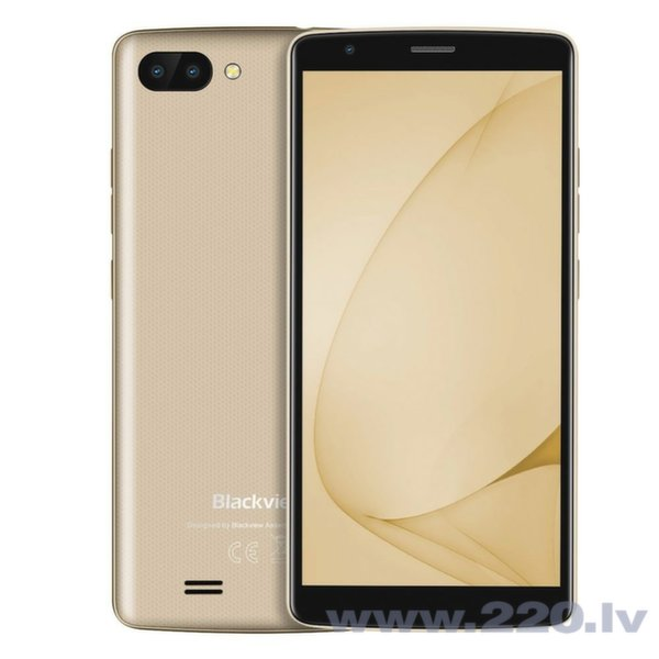Blackview A20 8GB Dual Gold