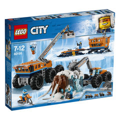 60195 LEGO® City Arctic, Mobile base