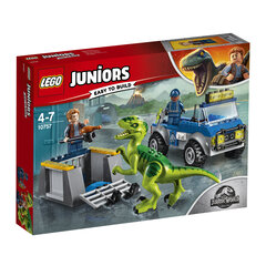 10757 LEGO® Juniors, Cycling saloon rescue truck