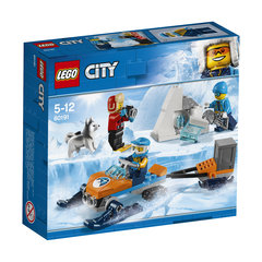 60191 LEGO® City Arctic, Arctic Science Team