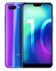 Huawei Honor 10, 64 GB, Dual SIM, Zils