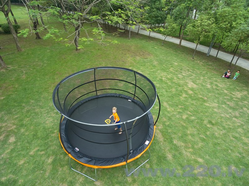Batuts Jump Power Ufo, 365cm cena